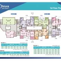Dhruva 1st Floor Plan